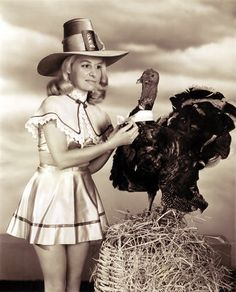 #vintage #thanksgiving holiday, vintage, vintag thanksgiv, happi thanksgiv, pinup, turkey, thanksgiving, pin up girls, barbara bate