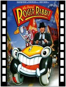 Best 80s Movies Who Framed Roger Rabbit – Payton and I always watched this movie at Andees.