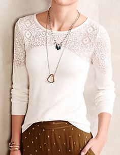 love this ivory pullover #anthrofave  http://rstyle.me/n/ra4tmpdpe