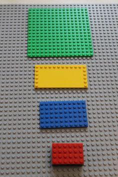 Using legos to teach area and perimeter