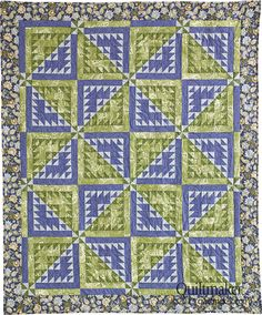 Giveaways today as QM Rocks the Blocks: 25 copies, 25 winners! Today on Quilty Pleasures. http://www.quiltmaker.com/blogs/quiltypleasures/