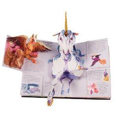 Encyclopedia Mythologica: Fairies and Magical Creatures Pop-Up: Matthew Reinhart, Robert Sabuda: 9780763631727: Amazon.com: Books