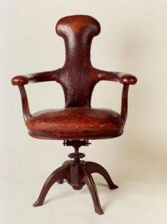 Sigmund Freud's chair #GISSLER #interiordesign