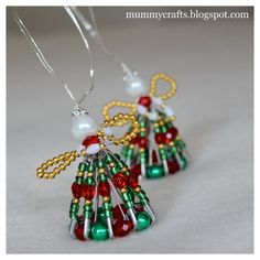 Top Christmas Crafts from The Crafty Mummy - some of the most popular posts ever!