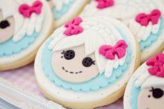 Lalaloopsy cookies!