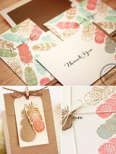 handmad card, card idea, stamp, feather art, inspir, fanci feather, jean martin, card w9, feathers