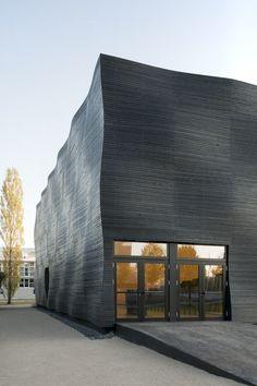 Interims Audimax / Deubzer Konig & Rimmel Architekten