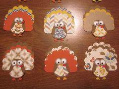 Owl Punch Turkeys