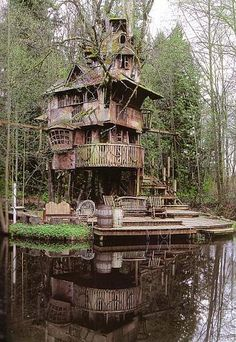 Is it still tiny if it has four floors?