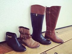 Naturalizer's boot game is on point! Which style belongs in your closet?