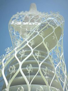 Tower of Power turns sustainable technology into beauty / NL Architects BY: LIDIJA GROZDANIC