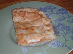 Empanada de atún y huevo