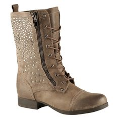 My new combat/mid boots! :) UMVOTI - women's mid boots boots for sale at ALDO
