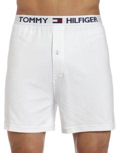 Tommy Hilfiger Men's Athletic Knit Boxer
