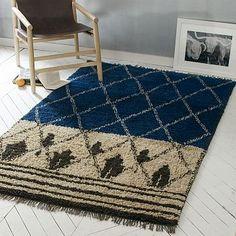 Nural Wool Rug #westelm