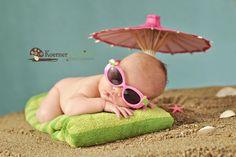 Cute Beach idea~