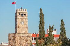 Antalya Kaleiçi'nde