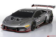 2015 Lamborghini Huracan LP620-2 Super Trofeo