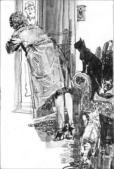Storey05 by leifpeng, via Flickr  27 Cats by Barron Storey
