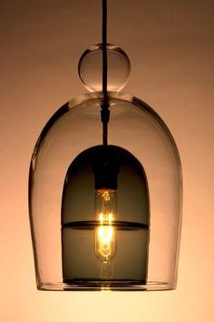 Glass pendant lighting by ryanstaub. #Lighting ideas