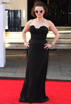 All the glamour from the red carpet at this year's TV BAFTA Awards #dailymail