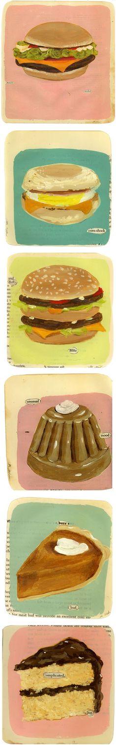 Food by Martha Rich