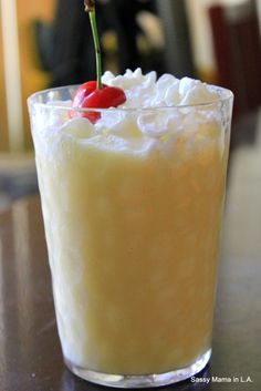 Tropical Summertime Smoothie