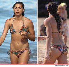 Olympic Soccer Babe Alex Morgan -- Medal Winning Bikini Body!