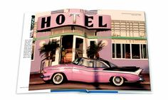 In the Spirit of Miami Beach Book by David Leddick | Explore Miami Beach Style, From the Mythical Lincoln Road to Art Basel Miami | Assouline