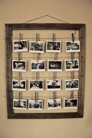 My Favourites Pics: A different way to display photos. Easy to change out.