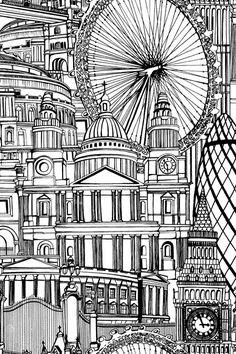 Londinium Wallpaper