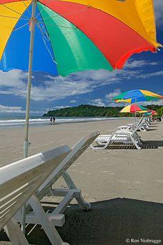 ✮ Playa Espadilla, Manuel Antonio, Costa Rica