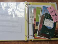 The Unlikely Homeschool: a two-part series on making an Annual School Portfolio