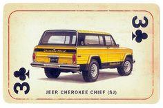 Jeep Cherokee Chief SJ