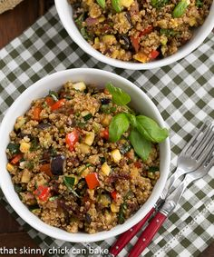 quiona salad, quinoa salad