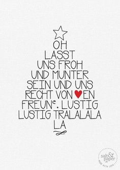 Weihnachten steht kurz vor der T??re .