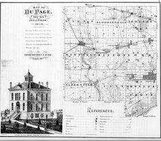www.dupagehistory.org/ #genealogy