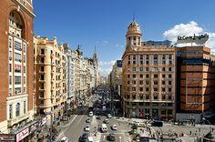 Vistas Vincci Capitol 4* (Madrid)