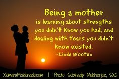Being a mother is... - Top 5 Quotes About Mothers - #EquisPlace