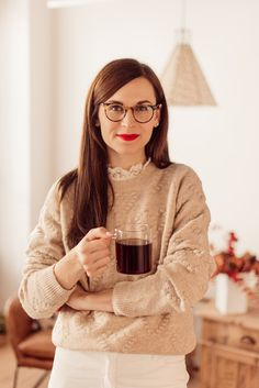 #mode #fashion #coffee #sweaters #glasses
