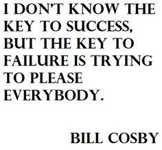 - Bill Cosby