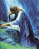 """""""GOING A LITTLE FARTHER, HE FELL WITH HIS FACE TO THE GROUND AND PRAYED, 'MY FATHER, IF IT IS POSSIBLE, MAY THIS CUP BE TAKEN AWAY FROM ME. YET NOT AS I WILL, BUT AS YOU WILL'"""" (MATTHEW 26:39)"""