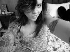Pia - Chilean Suicide Girl  Photo from her Tumblr