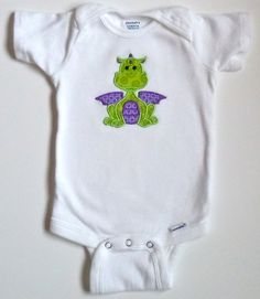 who does not love baby dragon's! $15.00, via Etsy.