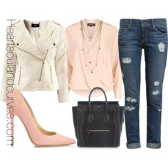 Make Me Blush…, created by adoremycurves on Polyvore