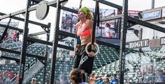 CrossFit Games | The Fittest on Earth-I want to be fit and strong!