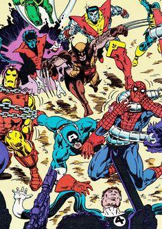 ✭ Marvel Heroes