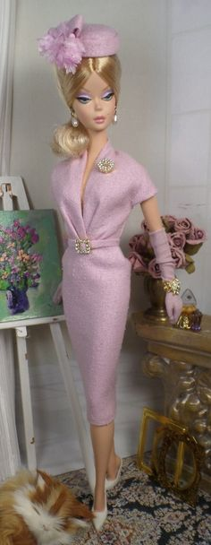 Ochidea for Silkstone Barbie and Victoire Roux by MatisseFashions