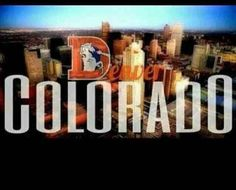 BRONCOS COUNTRY! !!!!!