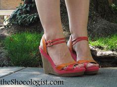 Wedges via the Shoeologist